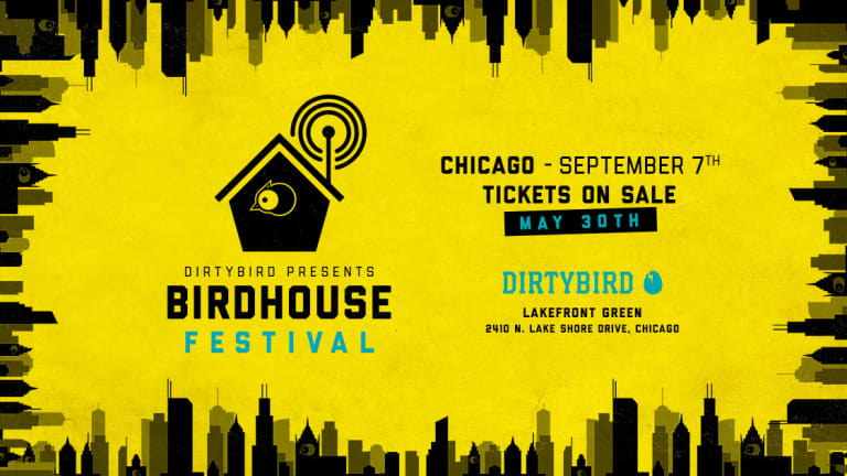 Dirtybird's Second Birdhouse Festival Announced for Chicago