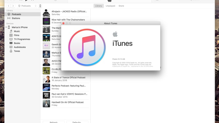 Apple Announces Imminent iTunes Discontinuation