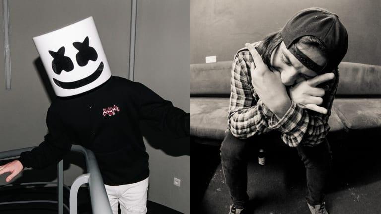 Marshmello Teases Bass Collab with TYNAN Off Upcoming Joytime III Album