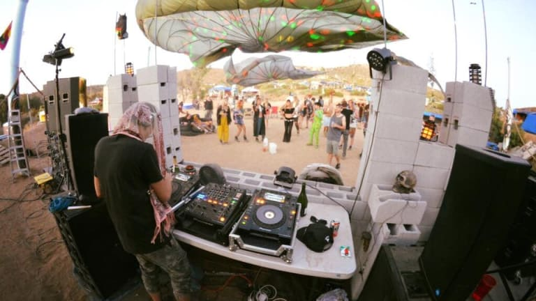 5 Dark Horse Techno Producers to Catch in the Desert for Midnight in Eden: Soulstice