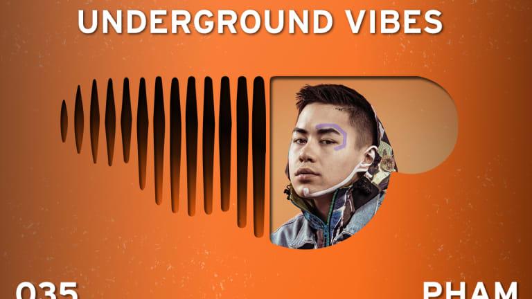 Underground Vibes / 035