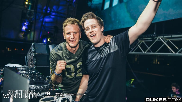 Tritonal to Award a Lucky Fan Free Lifetime Attendance to all of Their Shows via Competition