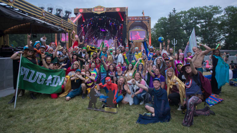 How Electric Forest Catalyzes Community Action with The Wish Machine
