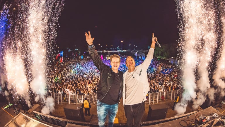 Tritonal Weave Together a Captivating Message of Love in Their New Album, U & Me [Interview]