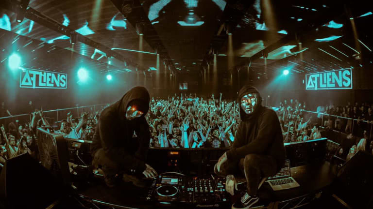 "ATLiens Drop Second Single ""Shelter"" from Forthcoming Ghost Planet EP on Insomniac's Bassrush Records"