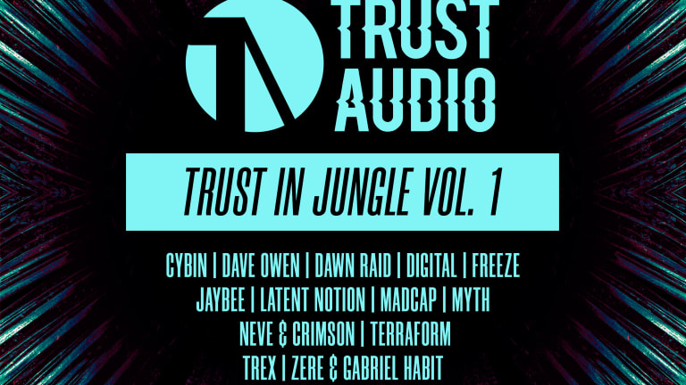 Trex's Trust Audio Offers First Jungle Compilation, Trust In Jungle Vol. 1