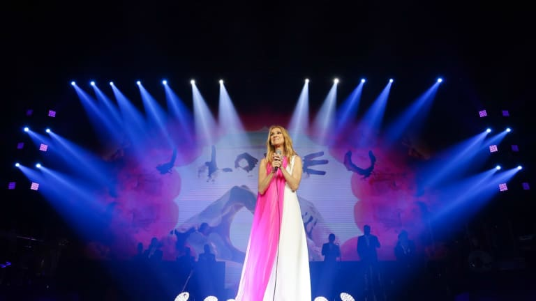 "Celine Dion Releases EDM Track ""Flying On My Own"""