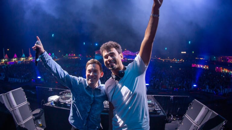 Hardwell Joins Afrojack Onstage at Breda Live in the Netherlands