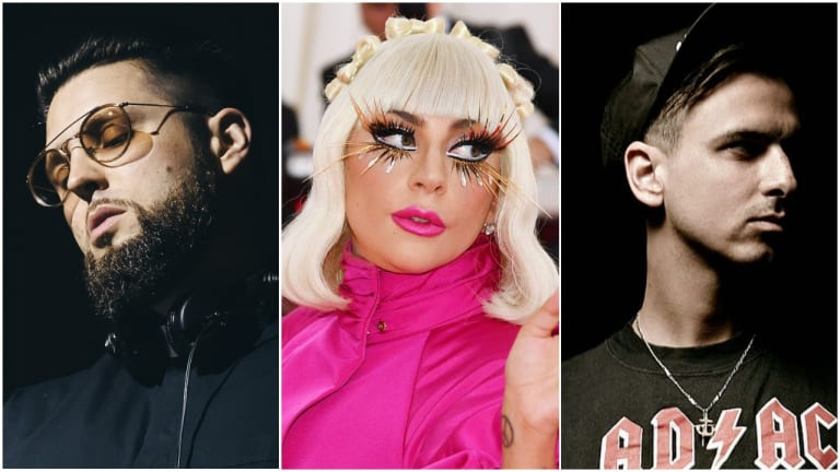 Tchami and Boys Noize Collab with Lady Gaga on HAUS LABORATORIES Ad