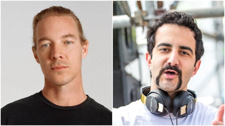 "Diplo and Valentino Khan Announce New Collab ""JustYourSoul"""