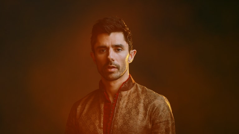 """How KSHMR's Indian Roots Impacted Harmonica Andromeda, His Most """"Magical"""" Body of Work Yet"""