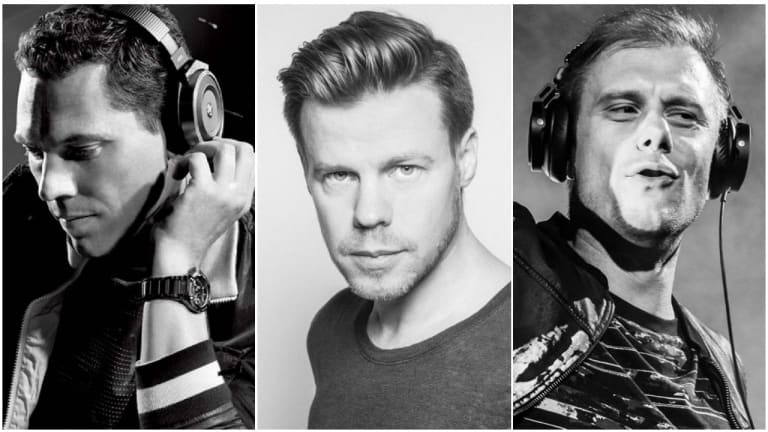 8 Rock Crossovers by Trance DJ/Producers