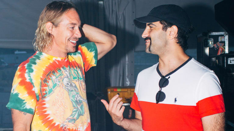 "Valentino Khan and Diplo Drop Tech House Song ""JustYourSoul"""