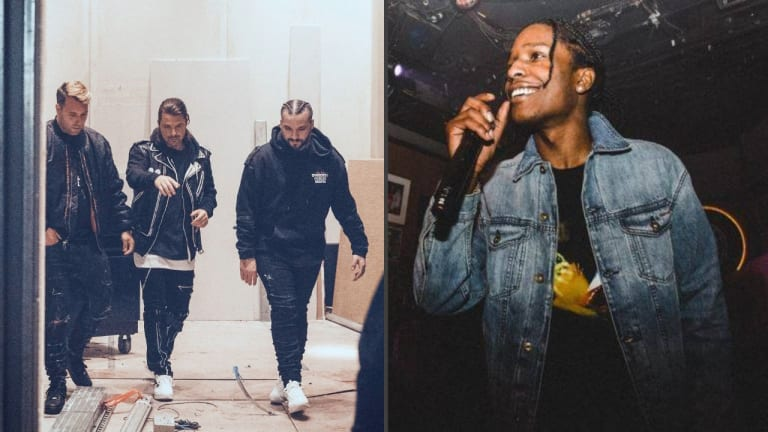 Swedish House Mafia Tease Unreleased A$AP Rocky Collab After News of His Arrest