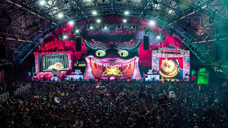 Insomniac Announces 2019 Debut of Escape: Psycho Circus Korea