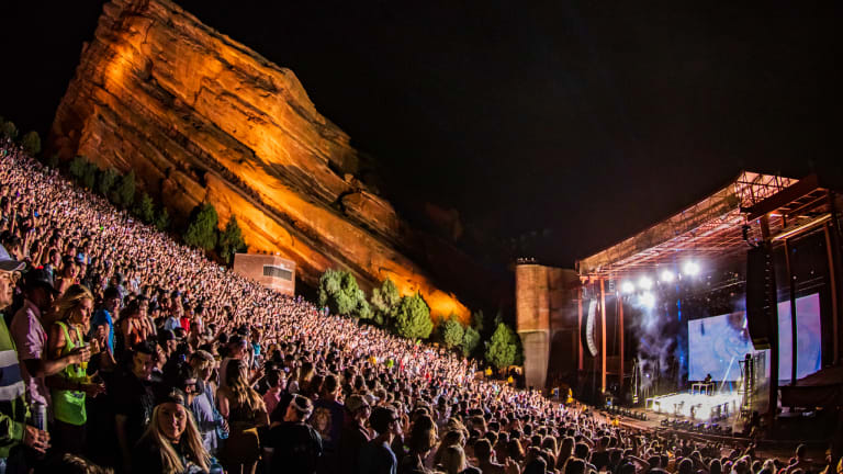 Famed Colorado Venue Red Rocks Shares Dates for Rescheduled Shows, Cancellations