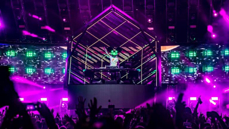 deadmau5 Announces Cube V3 Phase One Tour Support