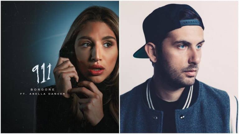 "Borgore Drops Music Video for ""911"" ft. Abella Danger on Pornhub"