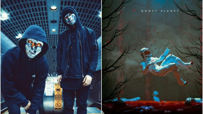 ATLiens' Chilling Sophomore EP, Ghost Planet, is Finally Out