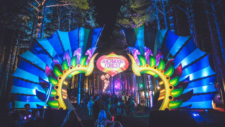 Electric Forest Officially Postponed to Summer 2022