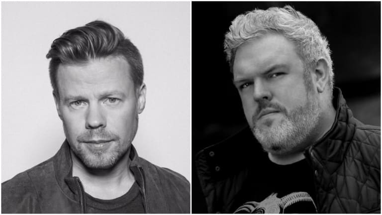 """Ferry Corsten and Kristian Nairn Rework Trance Classic """"Galaxia"""" [Premiere]"""