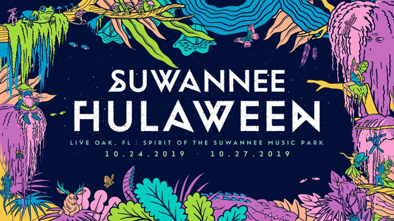 Suwannee Hulaween Drops Initial Lineup Featuring Bassnectar, Big Wild, Tchami and More
