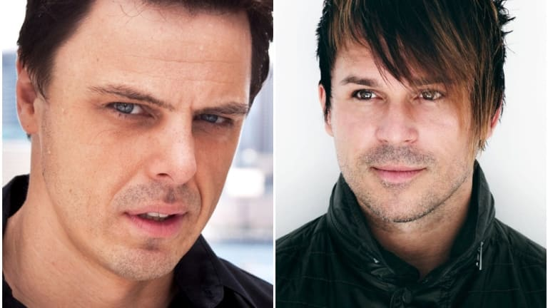 Markus Schulz and BT Join Forces for Landmark Release
