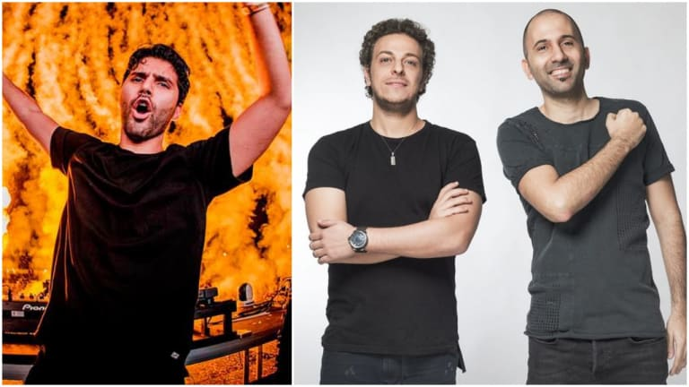 "R3HAB and Vini Vici Drop ""Alive"" ft. Pangea & Dego"
