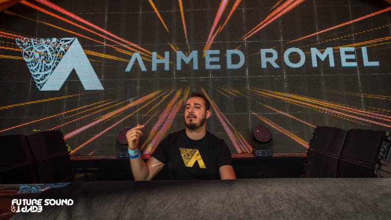 Ahmed Romel Explores the World of Contemporary Trance with Rüya (EDM.com Premiere)