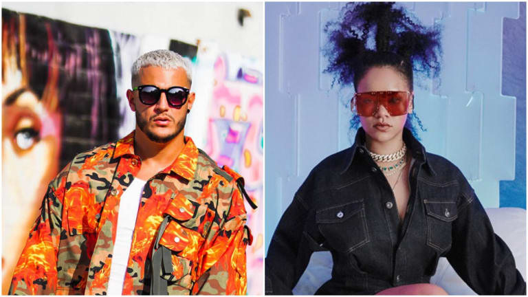 "DJ Snake Says Rihanna Wanted the Beat from ""No Option"" ft. Burna Boy"