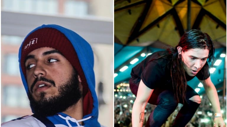 DJ Scheme Teases Collaboration with Skrillex and Ski Mask the Slump God