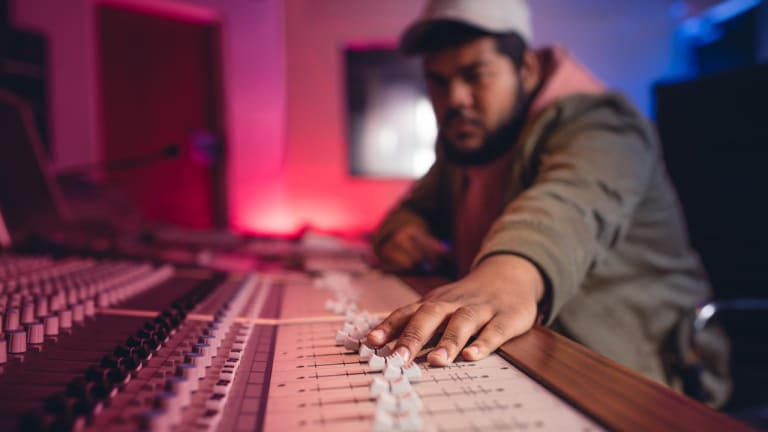 If You're Thinking of Being a Ghost Producer, Read This