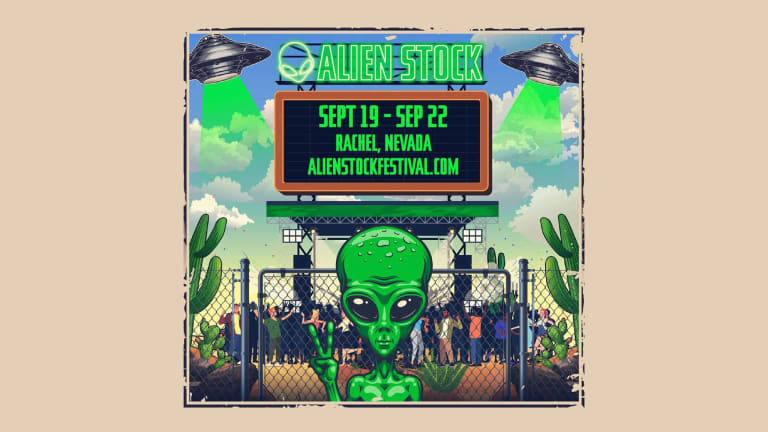 "Storm Area 51 Festival Announced, Dubbed ""Alienstock"""
