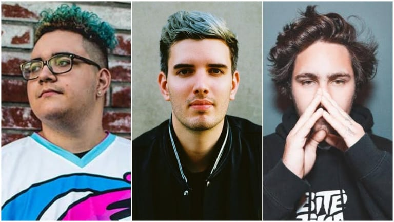 A Pre-B2B2B Chat with Netsky, Jauz and Slushii at Airbeat One [Interview]
