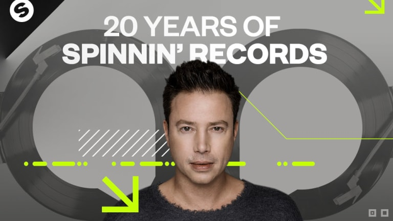 Spinnin' Records Celebrates 20th Birthday with Sander Van Doorn and Other Label Legends