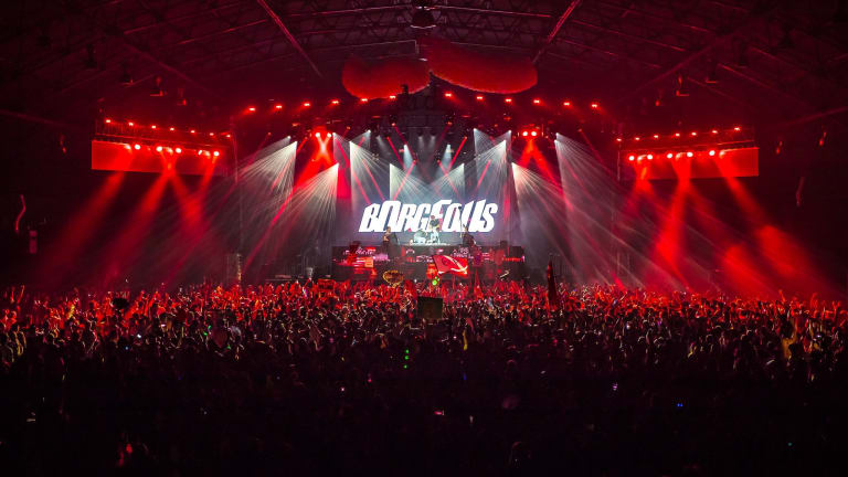 "[NEW MUSIC] BORGEOUS Turns the ""Lights Out"" with Killer Bass EP"
