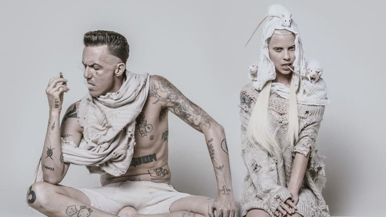 """Not a Hate Crime"": Ninja of Die Antwoord Responds to 2012 Video"