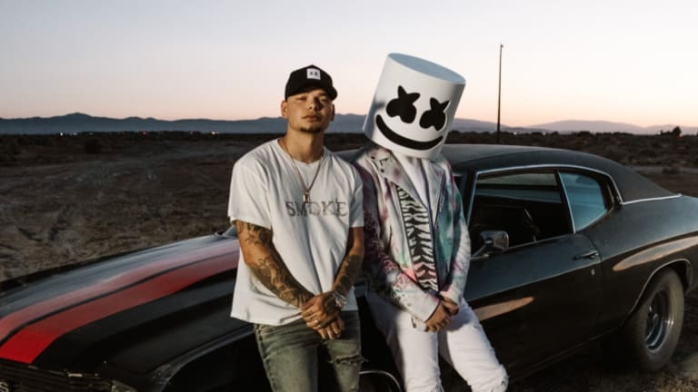 Marshmello Will Bring Out Kane Brown at iHeartRadio Music Festival