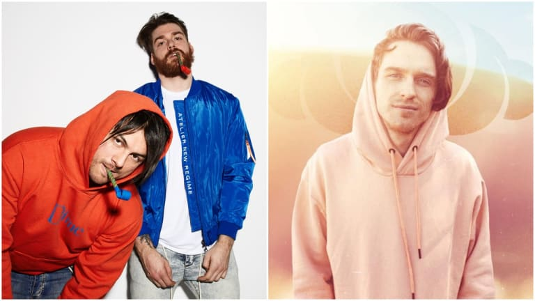 "Adventure Club and Said The Sky Exercise Conviction on ""Already Know"""