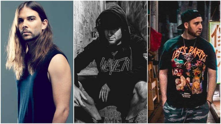 """Excision, Seven Lions, Wooli, and Dylan Matthew Release Massive Collab """"Another Me"""""""