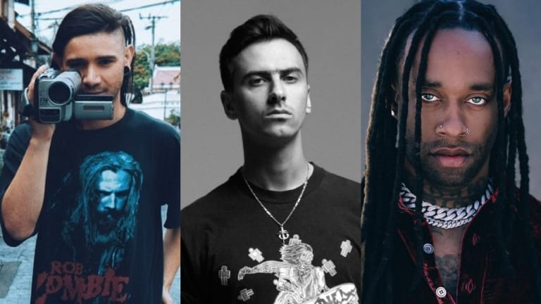 "Skrillex, Boys Noize, and Ty Dolla $ign Release House Single ""Midnight Hour"""
