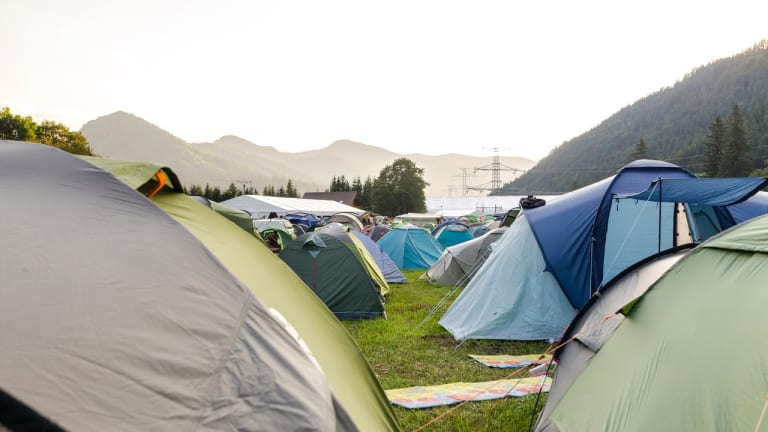 "Enviromental Group Proposes ""Tent Tax"" to Reduce Festival Pollution"