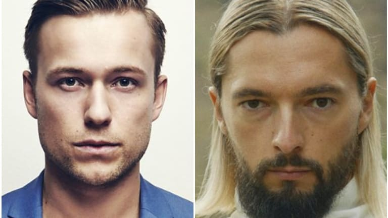 "Party Favor and Salvatore Ganacci Drop Spicy Workout Video for ""Wasabi"""