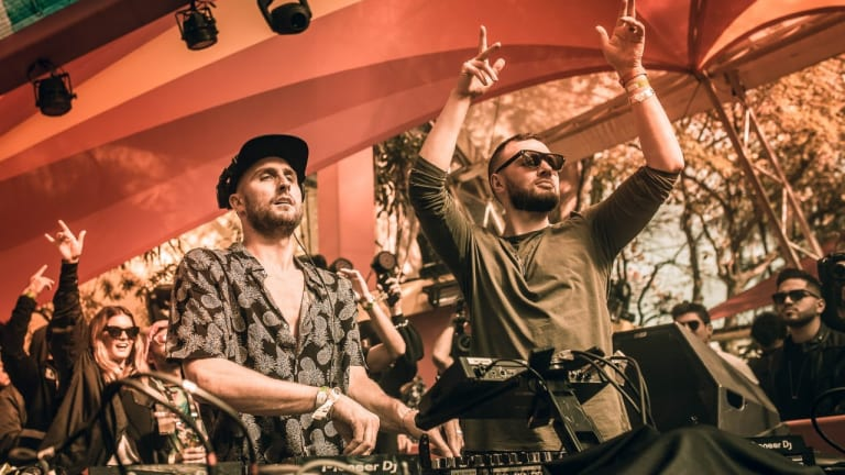 FISHER and Chris Lake Announce 2019 Debut of Not Another FKN Festival in Brazil