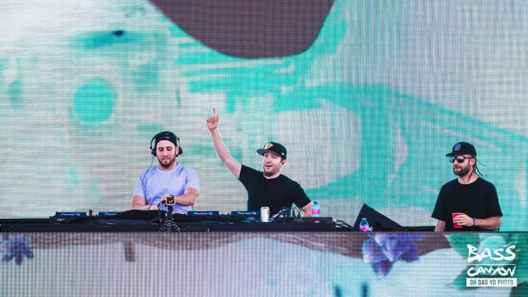 "Bass Music Heavyweights Unite On Excision and Wooli's ""Evolution (The Remixes)"""