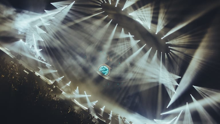 Stunning Photos from Zedd's Orbit Tour Stop in San Francisco [Gallery]