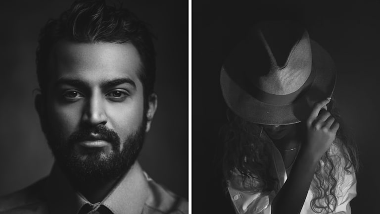 """Shahin Shantiaei and Neviah's """"Figureheads"""" is Reminiscent of a Vintage Opera House at 123 BPM"""