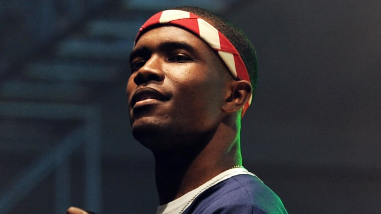 Frank Ocean Reveals His New Album is Inspired by Techno and House