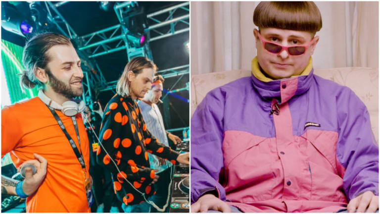 "Oliver Tree Taps Zeds Dead for ""Miracle Man"" Remix"