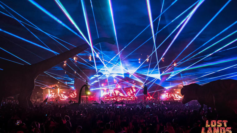 Excision's Lost Lands Improves on Almost All Fronts in Third Year [Review]